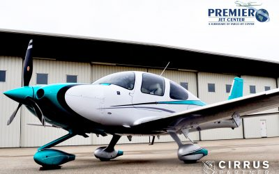 Premier Jet Center Appointed as an Authorized Cirrus Service Center at Flying Cloud Airport (KFCM) in Minneapolis