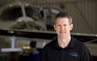 Jody Fischer Promoted to Director of Flight Operations for Weather Modification International