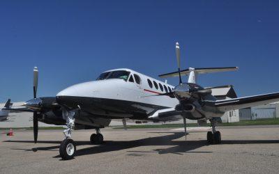 2010 BEECHCRAFT KING AIR 350i