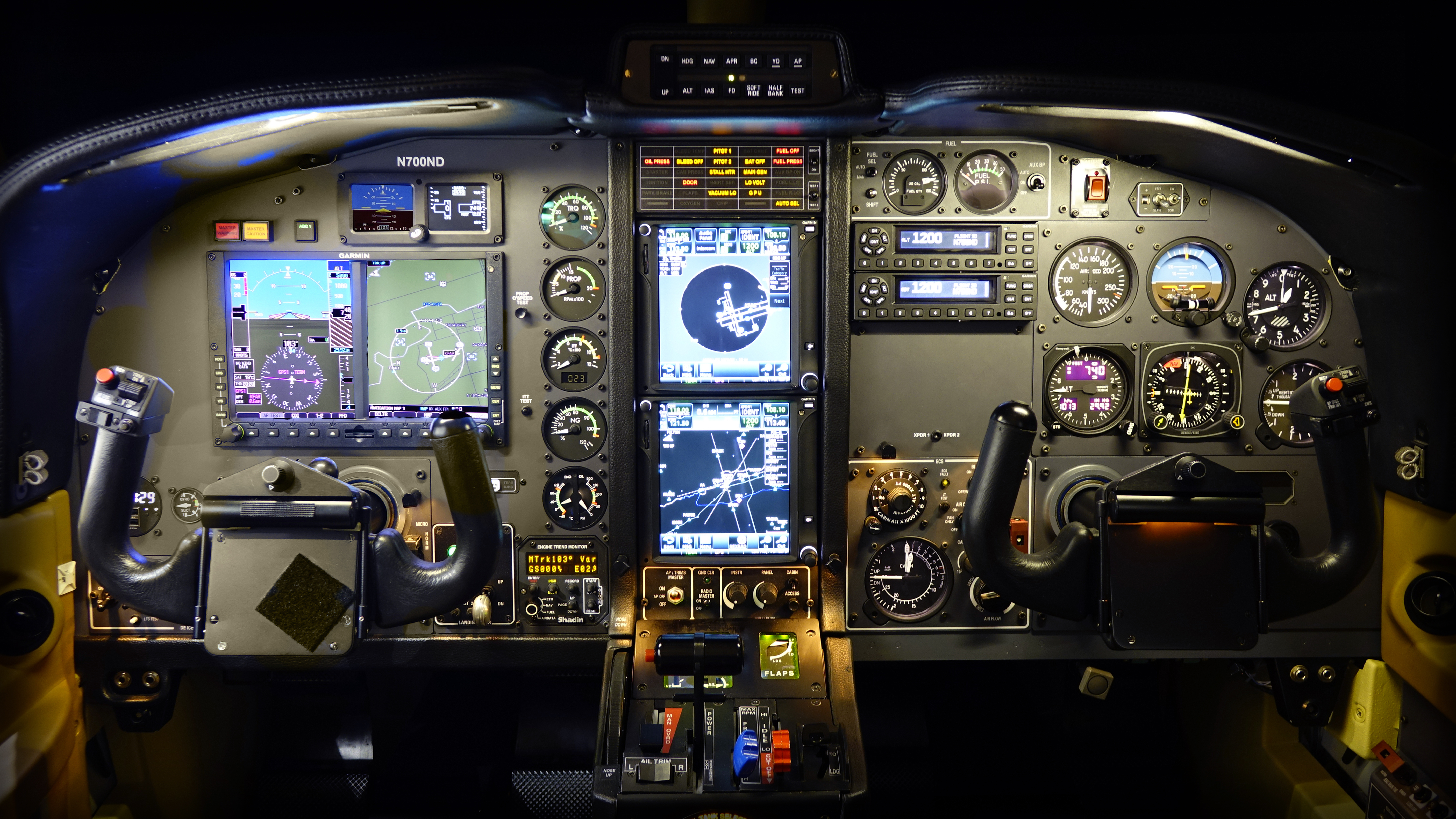 Avionics | Fargo Jet Center, Premier Jet Center, Exclusive