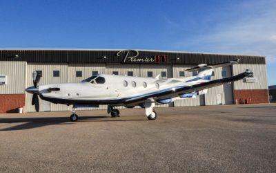 Premier Jet Center Designated as an Authorized Satellite Pilatus Service Center