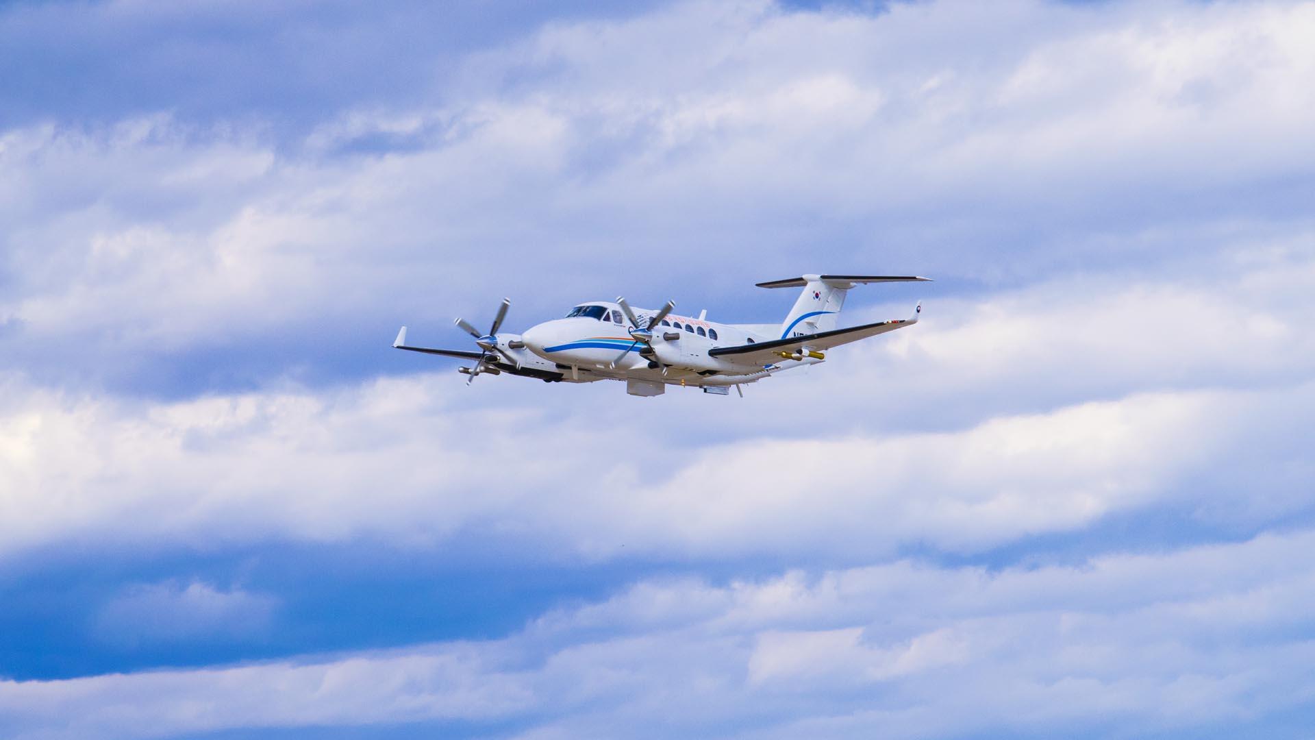 KA 350 Flyby