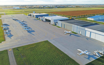 Fargo Jet Center and Premier Jet Center Ranked as Top Aviation Service Companies in the World by Pilot in the 2018 Aviation International News FBO Survey