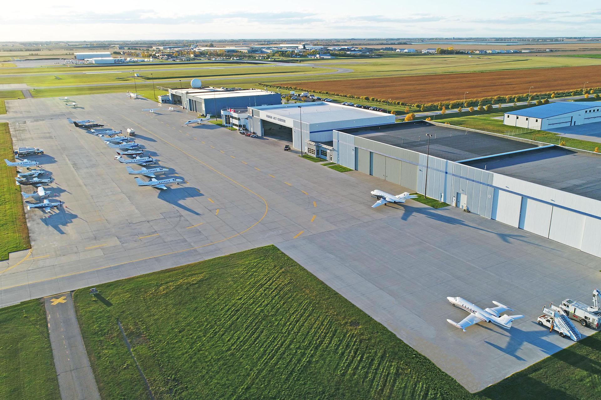 fargo-jet-center-aerial-view