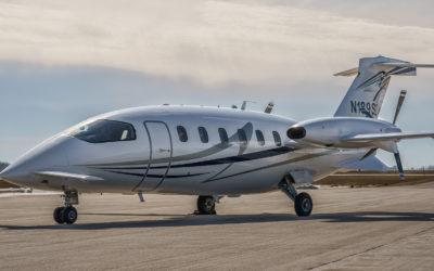 2009 Piaggio Avanti P-180 II