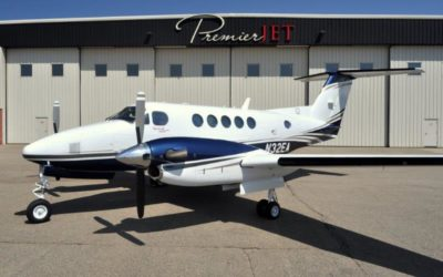2008 Beechcraft King Air B200GT