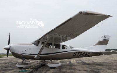 2011 Cessna T206H Stationair