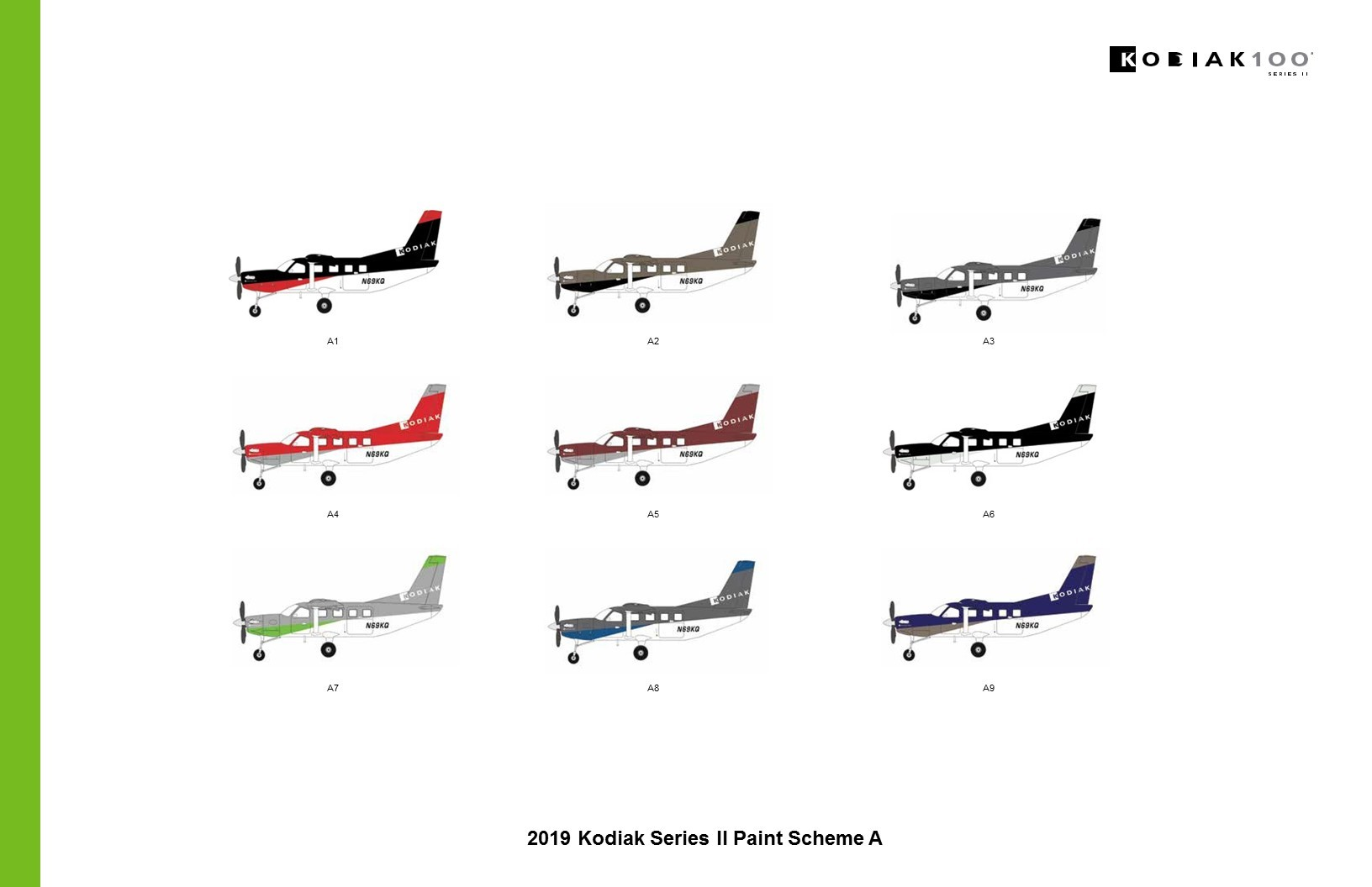 qk series ii scheme a