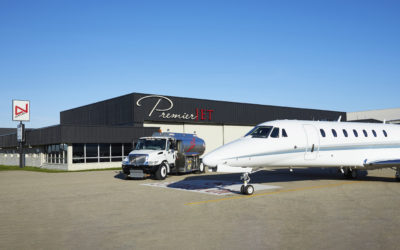 Premier Jet Center Voted to Remain CAA Preferred FBO at Flying Cloud Airport (KFCM)