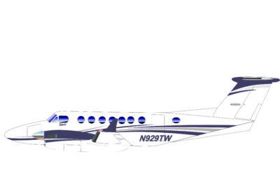 2007 King Air 350