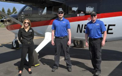 Jennifer Swenson, Dan Shoemaker, Nealon Thompson Promoted in Flight Line Positions at Premier Jet Center