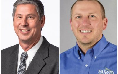 Rick Omang and Bobby Meyers Promoted to Charter Flight Operations Leadership Roles at Fargo Jet Center