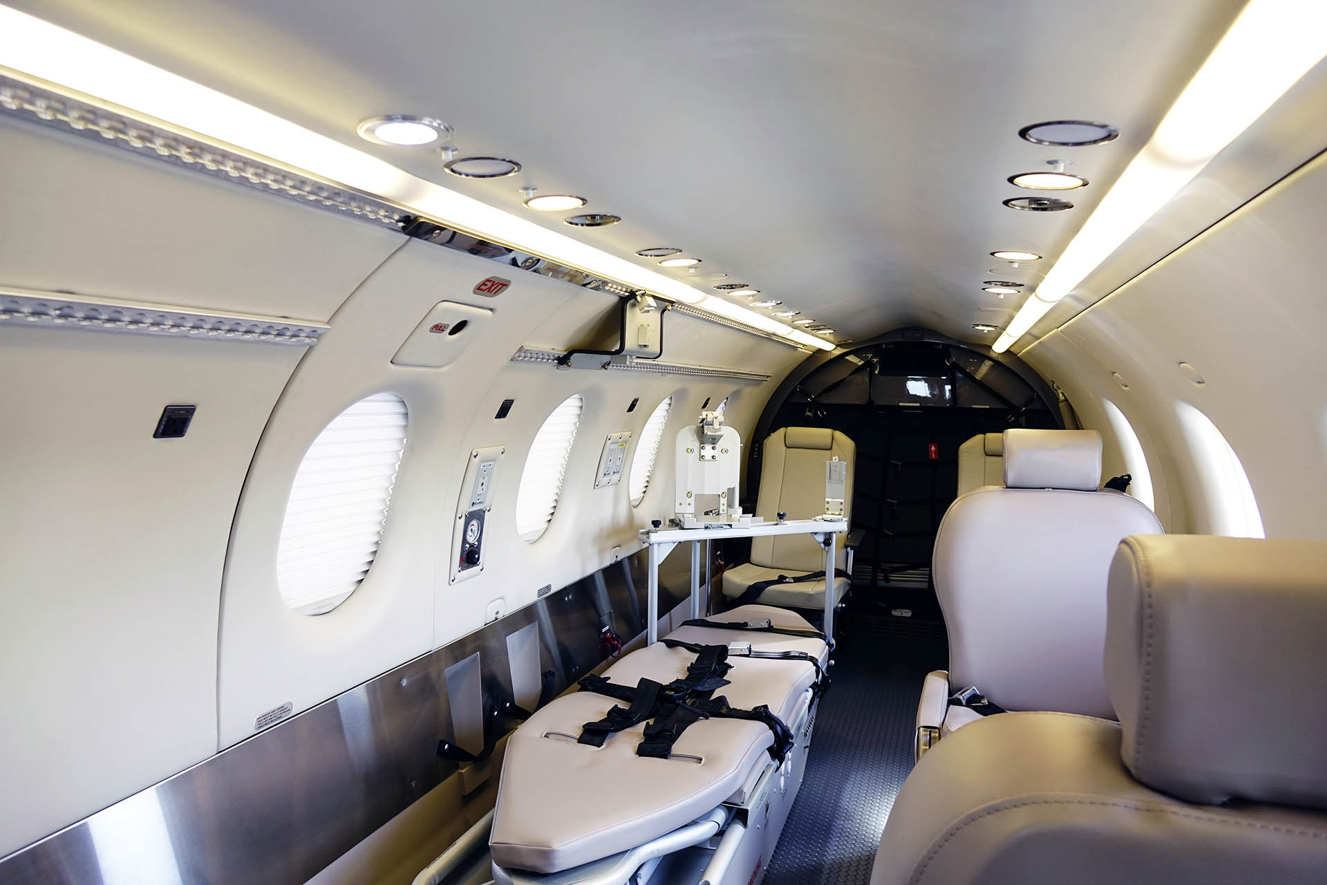 pc-12 pilatus service airmed interior fargo jet center