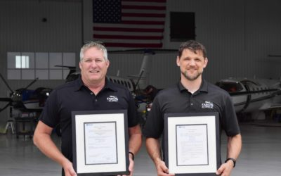 Fargo Jet Center Part 145 Aviation Repair Station Receives EASA Certification