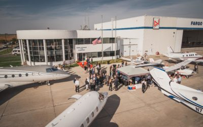 Fargo Jet Center Celebrates 25 Years in Business