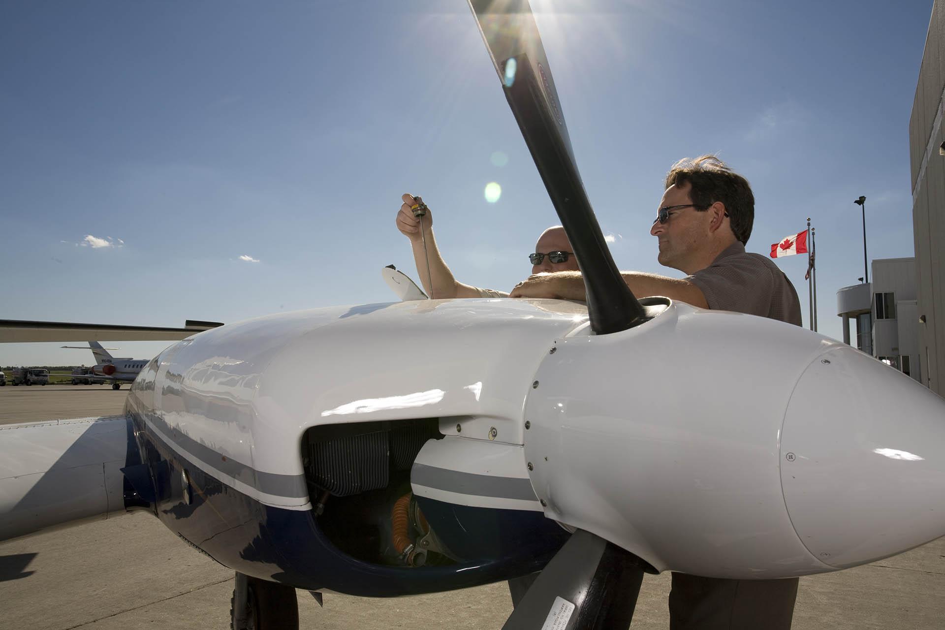 fargo jet center flight school