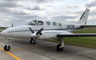 1978 Cessna 340A