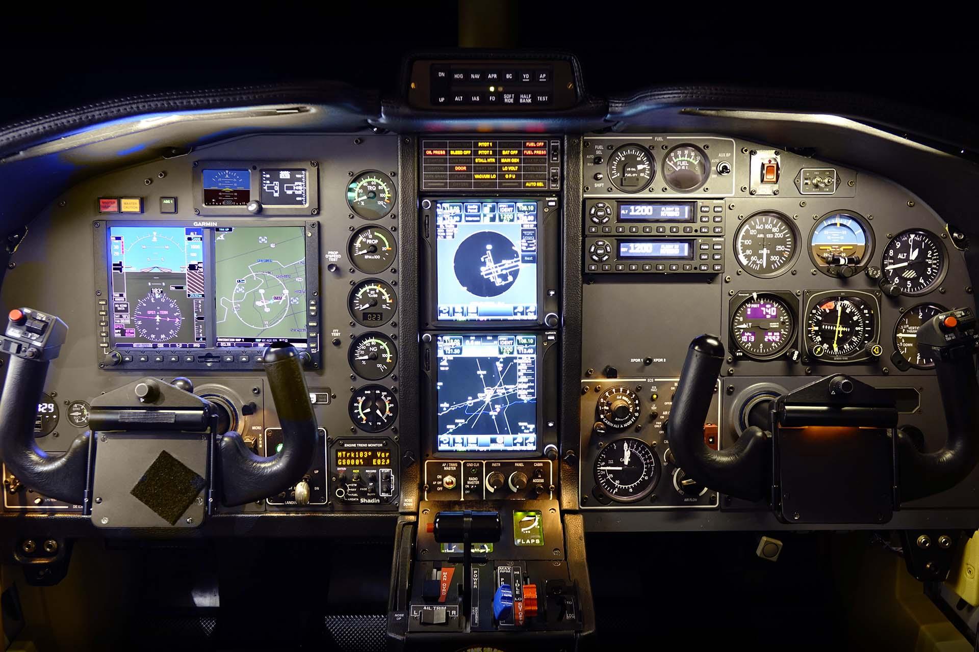 TBM 700 Cockpit Avionics Upgrades Fargo Jet Center