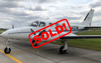 1978 Cessna 340A – SOLD