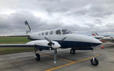 1977 Cessna 340A